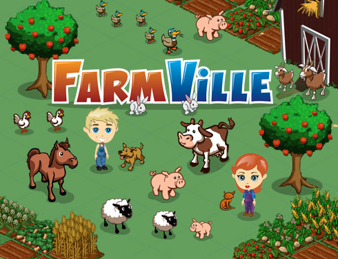 Logo de Farmville